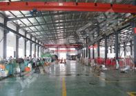 生产中的上海scb10干式变压器