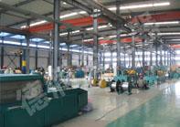 上海s11油浸式变压器生产线